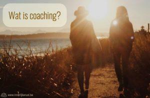 Wat is coaching?