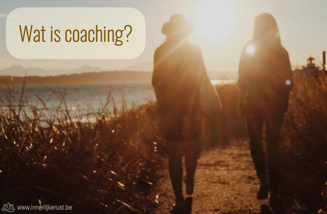 Wat is coaching? Gezondheidscoach Queenie